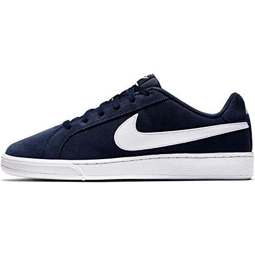 Nike - Court Royale Suede - 819802410 - El Color Blanco-Azul...
