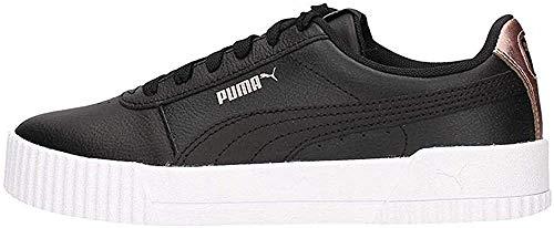 Puma Carina RG Wn's, Zapatillas Deportivas para Mujer, Negro Dorado