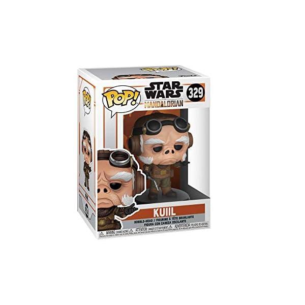 Funko Pop Kuiil (Star Wars The Mandalorian 329) Funko Pop Star Wars