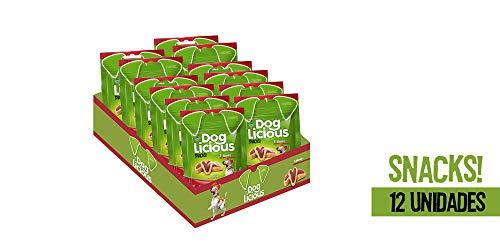 DogLicious Snack T-Bone 12 unidades de 65gr