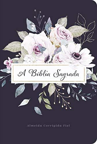 Bíblia ACF R&MC Violetas Letra Grande: Almeida Corrigida Fiel