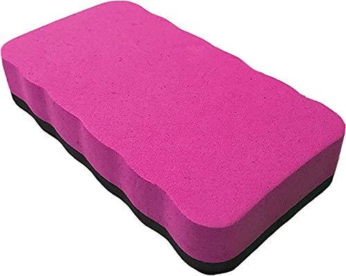 Bi-Office Whiteboardlöscher, magnetisch (Pink, 2 x)