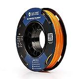 SainSmart Filamento flexible naranja 1,75 TPU 3D de la impresión del filamento 1,75 milímetros 250g exactitud dimensional del color sólido +/- 0,05 milímetros