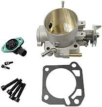 70mm Throttle Body with TPS Sensor for Acura Integra Honda Civic del Sol D B H F Series Engine M/T