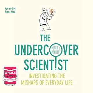 The Undercover Scientist cover art