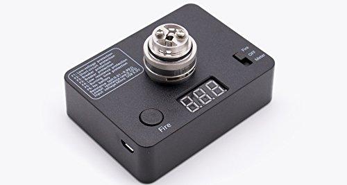 Rofura 電子タバコ VAPE 用 オームメーター