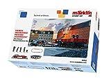 Märklin 'Fire Station Theme Extension Set HO (1:87) Modelo de ferrocarril y Tren - Modelos de ferrocarriles y Trenes (HO (1:87), 6 año(s), 12 Pieza(s), Multicolor)