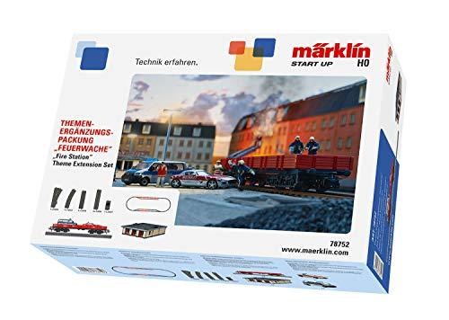 "Märklin Start up 78752 - Ergänzungspackung \""Feuerwache\"", Spur H0"