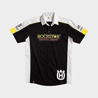 HUSQVARNA ROCKSTAR REPLICA TEAM SHIRT (L) 3RS1896104
