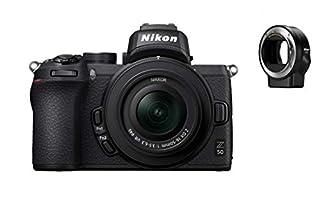 Nikon Z 50 KIT DX 16-50 mm 1:3.5-6.3 VR + FTZ Objektivadapter Kamera (B07YXGZPXY) | Amazon price tracker / tracking, Amazon price history charts, Amazon price watches, Amazon price drop alerts
