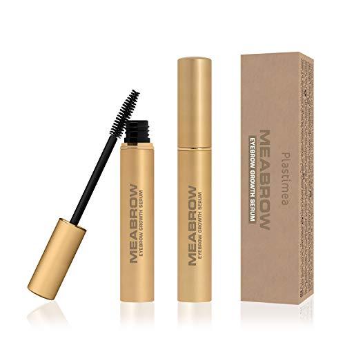 Augenbrauenserum MEABROW® Paris Beauté Regard - Eyebrow Activating Serum für vollere & dichtere Brauen, Gel mit Hyaluron und Biotin 100% Vegan & Hormonfrei - Wachstum & Pflege Augenbrauen Booster Gel