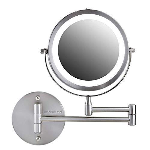which is the best magnifying makeup mirror in the world