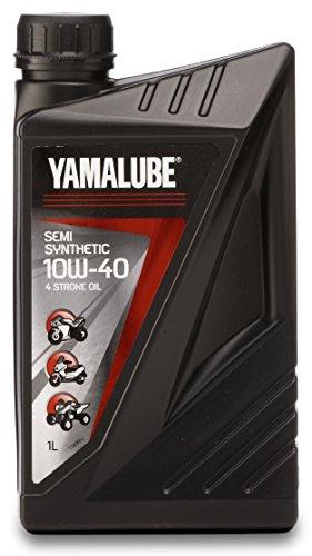 Yamalube 10W de 40semi Synthetic 4del aceite 1liter