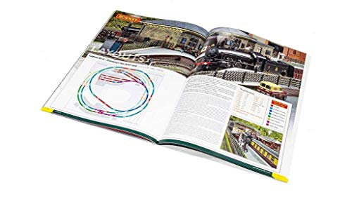 Hornby R8156 Track Plans Book