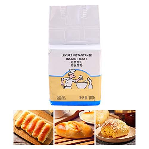 100g Bakkers Gist Keuken Hoge Glucose Gist Baking Gist voor Brood Cake