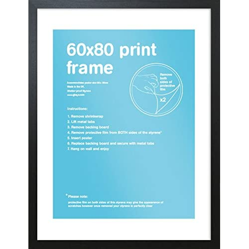 Large Picture Frame Amazoncouk
