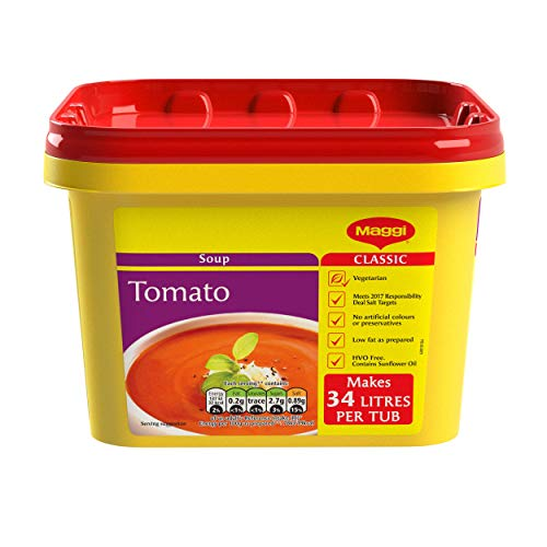 Maggi Tomato Soup 2 Kg