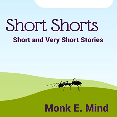 Short Shorts audiobook cover art