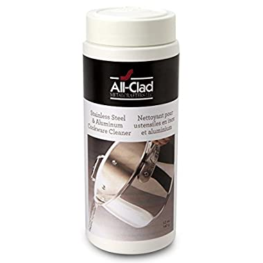 All-Clad 00942 Cookware Cleaner and Polish, 12-Ounce