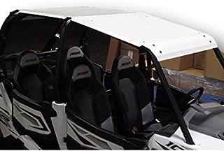 2014-2019 4-Door Polaris RZR XP 1000/Turbo/900 Aluminum Roof (White)