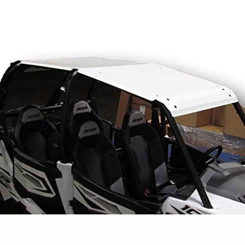 Amazon.com: 2014-2019 4-Door Polaris RZR XP 1000/Turbo/900 Aluminum Roof (White): Automotive