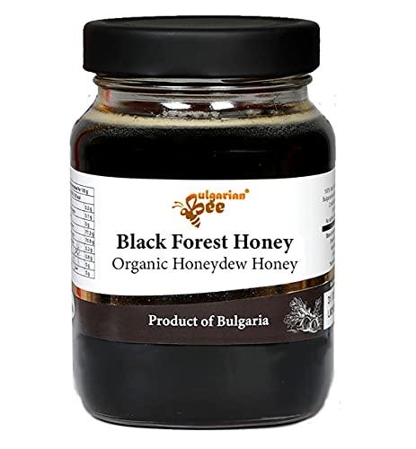 450 g Bio Schwarz Honigtau Honig aus Eichenblättern