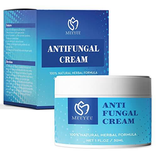 MEEYEE Antifungal Cream Helps Eczema, Ringworm, Jock Itch, Athletes Foot...