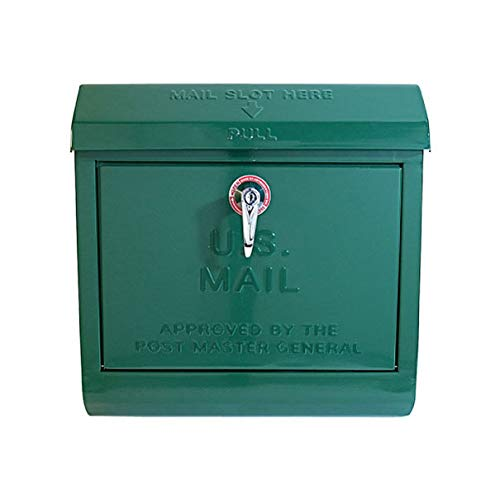 ART WORK STUDIO U.S. Mail box (ユーエスメールボックス) シルバー TK-2075