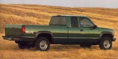 ... 1998 Chevrolet C2500, Extended Cab 141.5