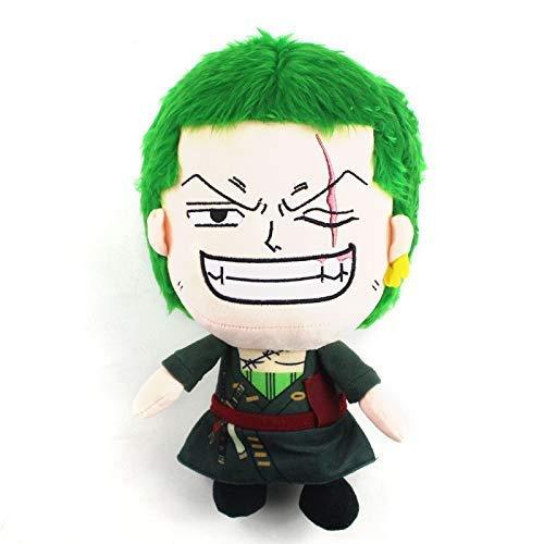 Plush Toys 34cm One Piece Plush Toy Anime Soft Stuffe'd Dolls LATT LIV