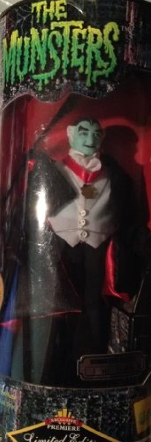 Al Lewis  Grandpa Munster  The Munsters Doll   Figure  Limited Edition by The Munsters