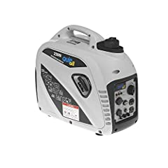 Quiet and durable, with a rated power of 1700W and a maximum power of 2200W Low oil warning light with automatic shut-down protects the engine ECO switch to adjust power output to the connected load for fuel economy and even quieter operation Up to 4...