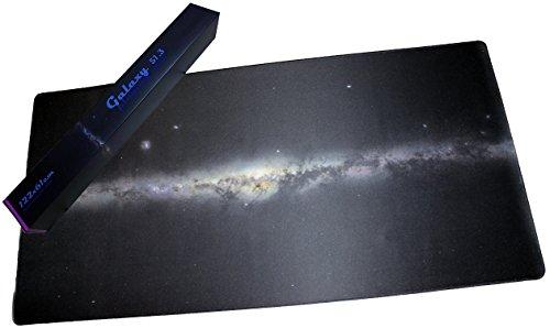 Julius Bruncken, Patrick Gebhardt GbR Tabletop Spielmatte Weltraum Space Galaxy 51.3 in Turniergröße, Tischauflage Spielteppich Tischmatte