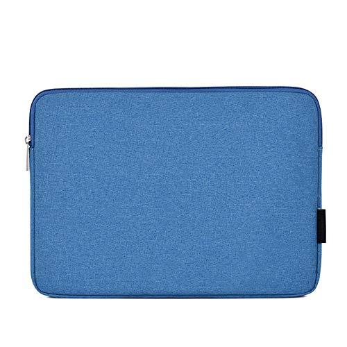 Bolsa de Ordenador portátil Impermeable para MacBook Air Pro Retina 11 12 13 14 15 15.6 Pulgadas Caja de la Tableta de la Funda para Hombres-Cielo Azul_13 Pulgadas