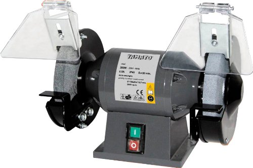 YAMATO 7020507 Esmeriladora 150 mm. / 200 W. SB150, 220 V, gris