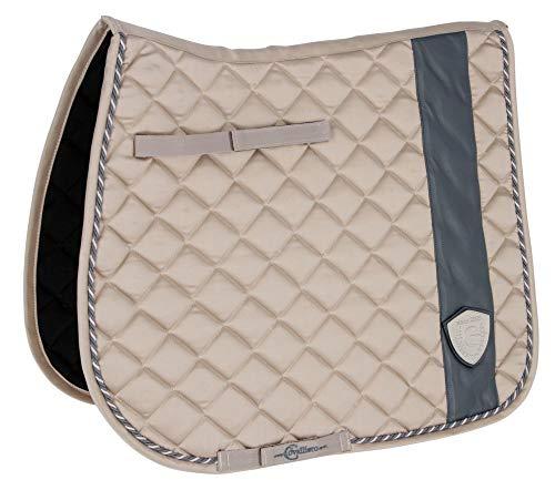 Kerbl Covalliero Schabracke Collection HW19, Sand, Form:Dressur