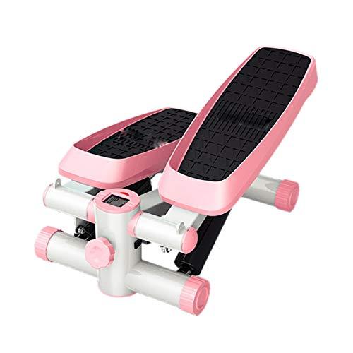 ZLQBHJ Máquinas de Step, Hermosa casa de Paso Femenino Pequeño Pedal silencioso Máquina Equipo de Aptitud