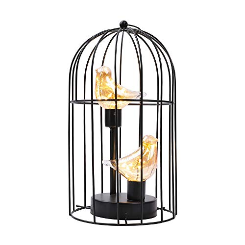Birdcage Decorative Lamp