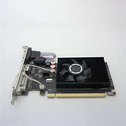 OUYAWEI Erelectronics HD6450 Carte graphique DDR3 2 Go pour ordinateur de bureau