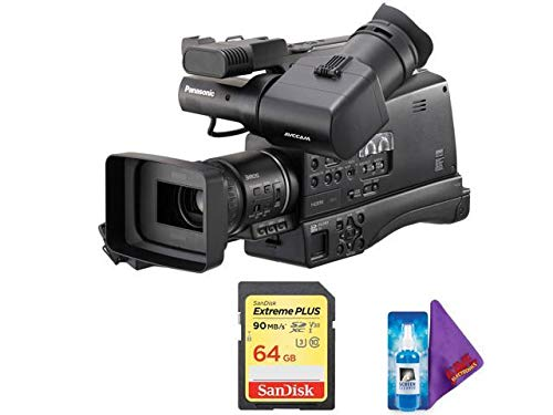 Buy Bargain Panasonic AG-HMC80 3MOS AVCCAM HD Shoulder-Mount Camcorder + Pro Memory Card