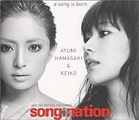a song is born by AYUMI HAMASAKI & KEIKO(globe) (2001-12-12)