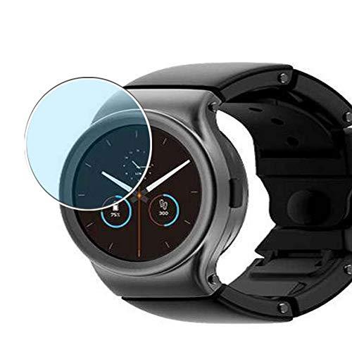 Vaxson 3 Stück Anti Blaulicht Schutzfolie, kompatibel mit The Blocks smartwatch Smart Watch, Displayschutzfolie Bildschirmschutz [nicht Panzerglas] Anti Blue Light