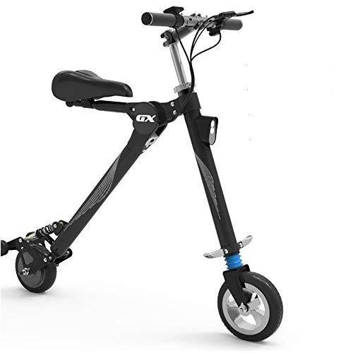 Best Review Of CHENJIU Folding Electric Car Adult Scooter,Lightweight Folding Electric Scooter air F...