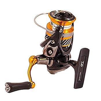Daiwa Revros Lt Spinning Reels 6.23  1 Gear Ratio 34.50  Retrieve Rate 22 lb Max Drag Ambidextrous-REVLT2500-XH