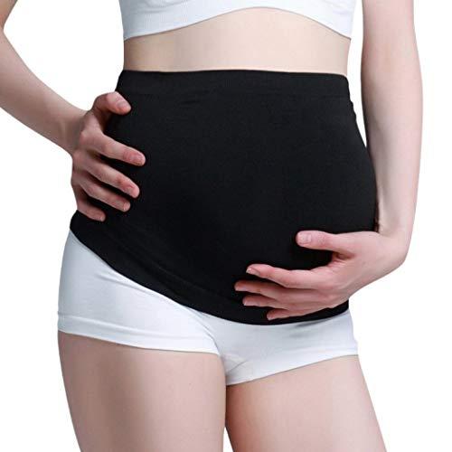 KAZOGU Paddy Mujer Embarazada Bandas del Vientre Cinturón de Maternidad Cinturón de Embarazo Soporte para la Espalda Baja Cuna prenatal