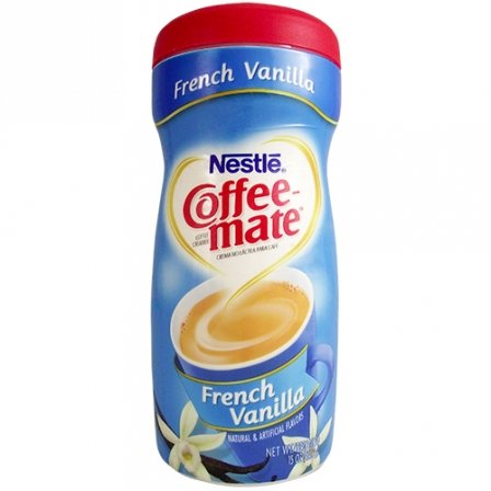 Nestle Coffee-Mate French Vanilla 15 OZ (425.2g) [2 Pack]