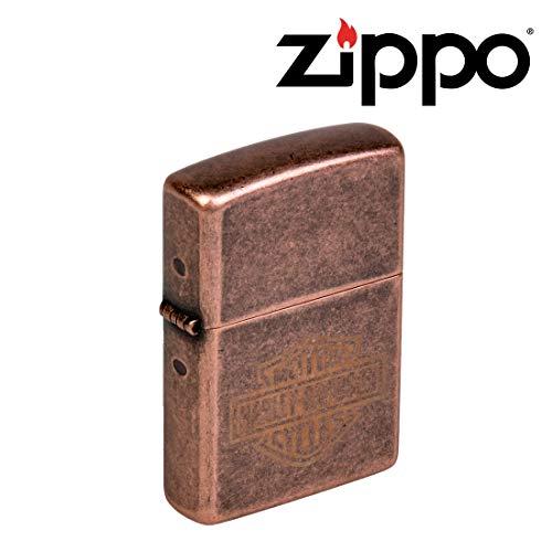 Zippo Feuerzeug Harley Davidson Copper Design - Neuheit 2020-60004742