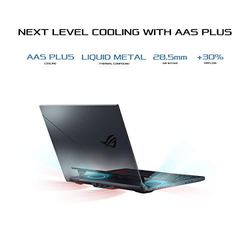 ASUS ROG Zephyrus Duo Gaming Laptop, 15.6