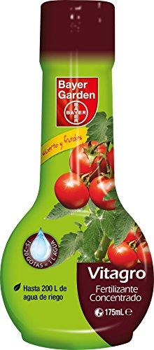 Bayer Garden - Fertilizante Concentrado Para Huerto, 175ml