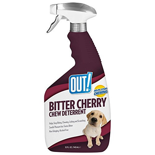 OUT! Bitter Cherry Chew Deterrent